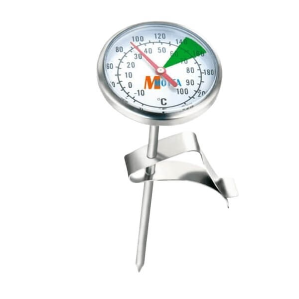 Motta Thermometer in Edelstahl