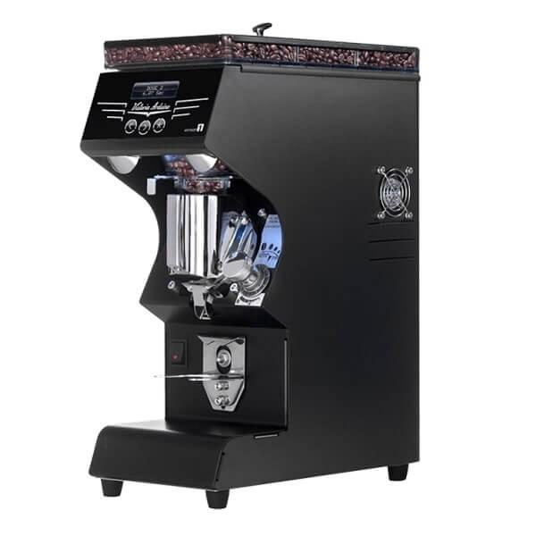 Mythos One Clima Pro in Schwarz Matt Kaffeemühle