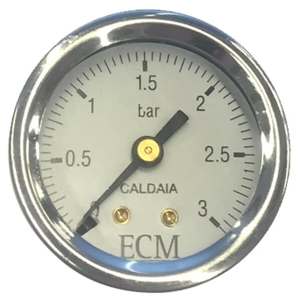 ECM Kesselmanometer 3Bar