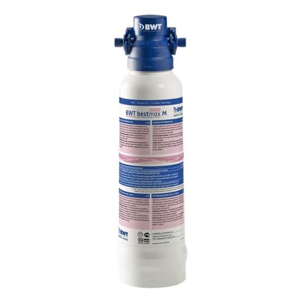 Bestmax Wasserfilter M inkl. Filterkopf