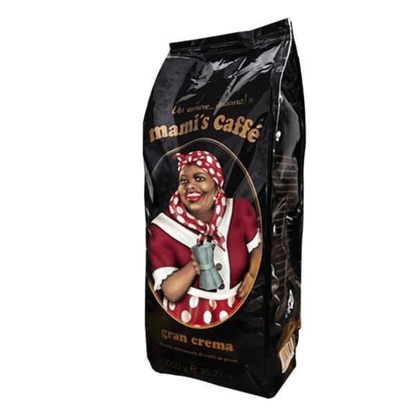 Mamis Caffe Gran Crema 1000g Bohnen