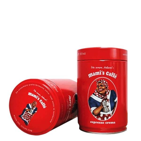 Mamis Caffe Espresso Crema 250g Bohnen Dose