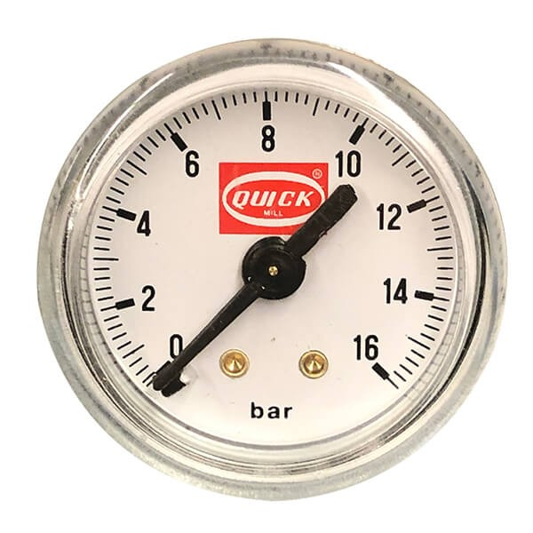 QuickMill Pumpen-Manometer 16Bar