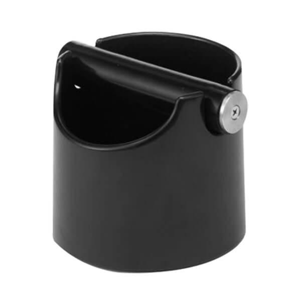 Abschlagbehälter Basic in Schwarz
