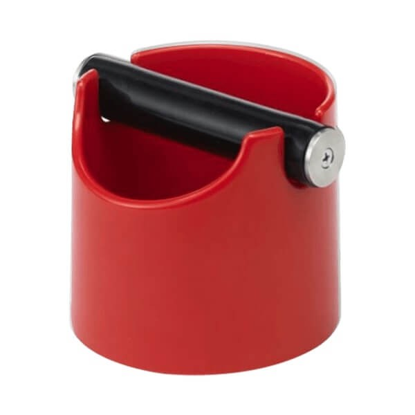 Abschlagbehälter Basic in Rot