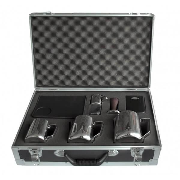 Barista Koffer - voll bestückt
