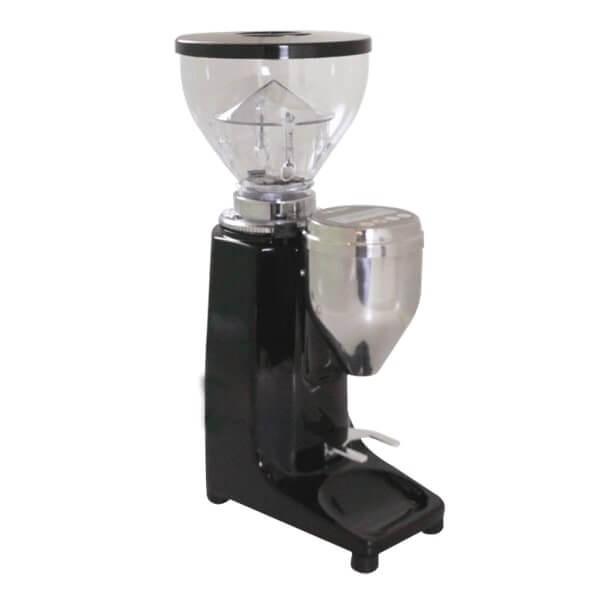 Quamar Q50E in Schwarz Espressomühle