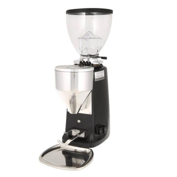 Mazzer Mini Electronic A schwarz Kaffeemühle