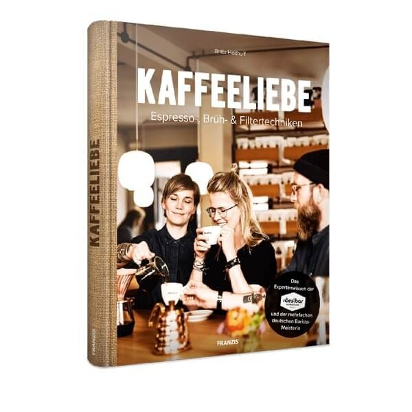 Kaffeeliebe | Espresso, Brüh- & Filtertechniken