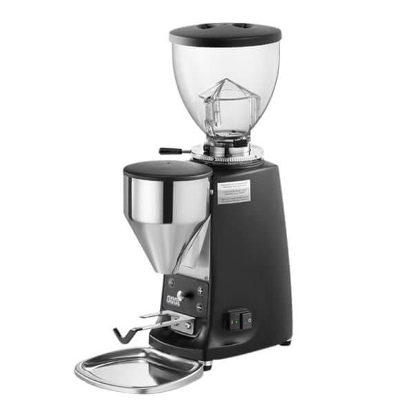 Mazzer Mini Electronic B in Schwarz Kaffeemühle