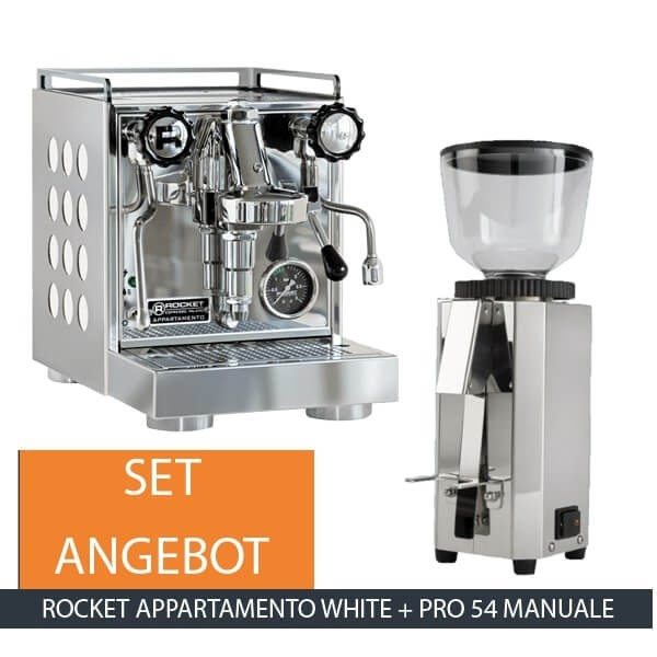 Rocket Appartamento White Pro 54 Manuale