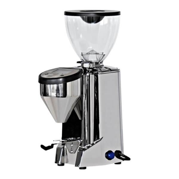 Rocket Fausto Alu Poliert Digital Kaffeemühle
