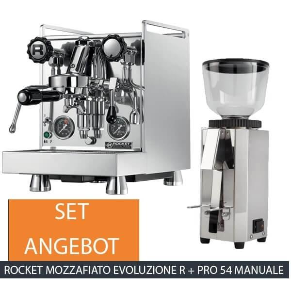 Rocket Mozzafiato Evoluzione R & Pro 54 Manuale