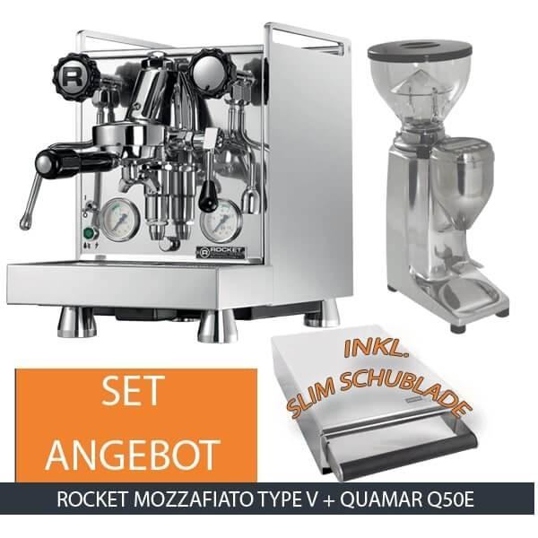 Rocket Mozzafiato Type V Quamar Q50E