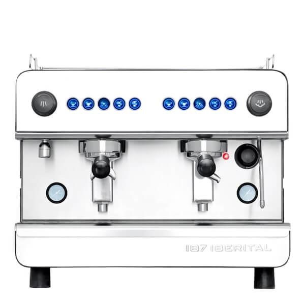 Iberital IB7 Compact 2 Gruppen - Espressomaschine