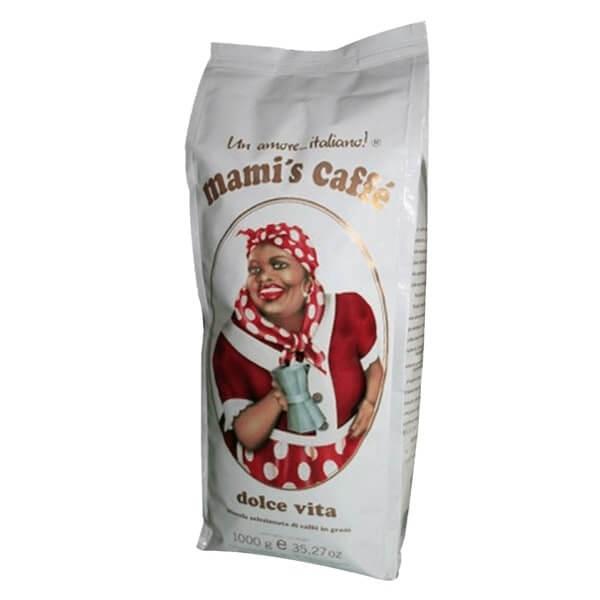 Mamis Caffe Dolce Vita 1000g Bohnen