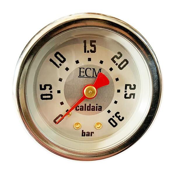 Manometer für den Kesseldruck | ECM Synchronika