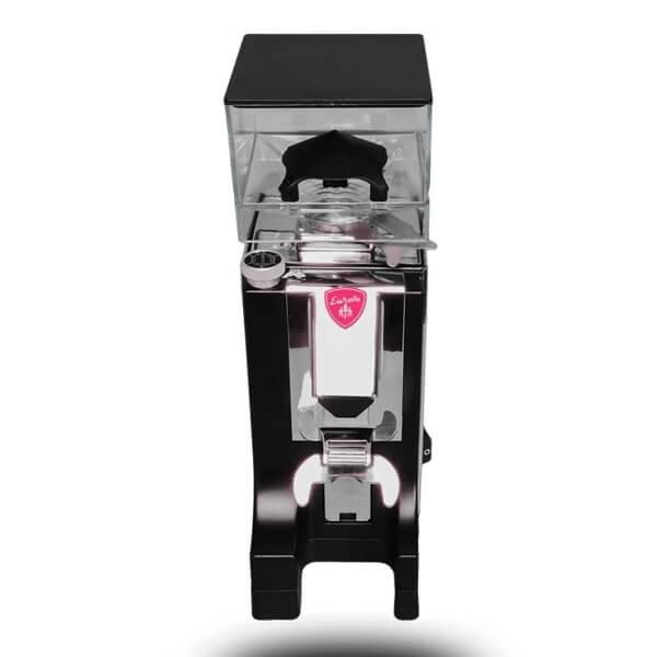 Eureka MCI mit Timer in Schwarz - Kaffeemühle