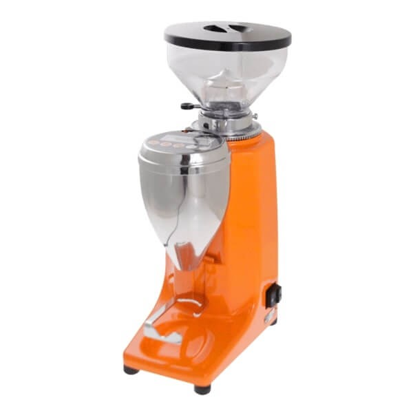 Quamar M80E Digital in Orange - Kaffeemühle